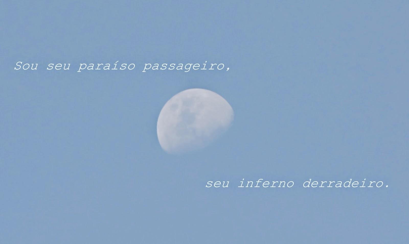 Lua de dia