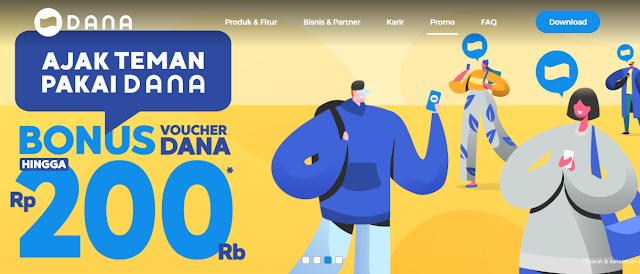 Cara Menggunakan Voucher Gratis DANA untuk Bayar Tagihan Terbaru