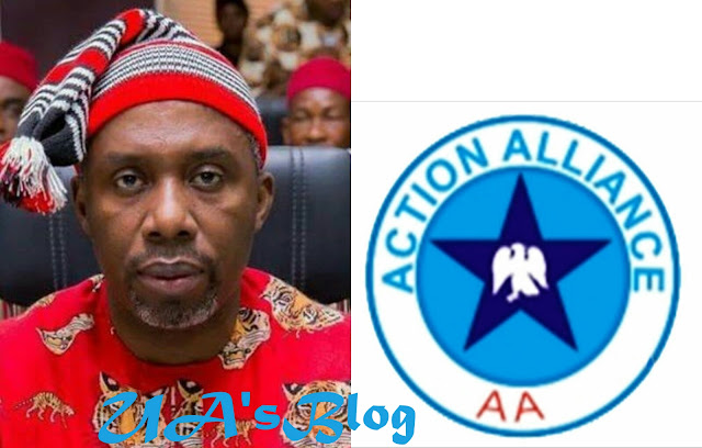 AA suspends Okorocha's son-in-law, Uche Nwosu