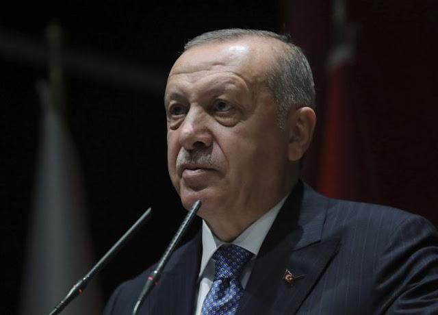 Ερντογάν: Δεν θα φιλοξενούμε για πάντα τόσα εκατομμύρια πρόσφυγες