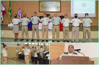 Comando de Policiamento da Região Sudoeste realiza cerimônia de apresentação dos oficiais recém-promovidos
