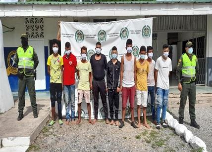 https://www.notasrosas.com/Nueve personas capturadas por el Delito de Daño en Bien Ajeno, en Valledupar