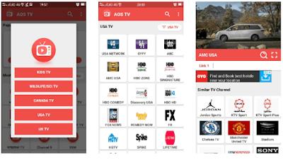 تطبيق AOS TV لمشاهدة القنوات العالمية, تطبيق AOS TV لمشاهدة القنوات الرياضية مجانا, تطبيق AOS TV لمشاهدة الأفلام, AOS TV apk