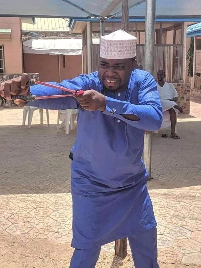 Katsina Youths to fight Bandits with Catapults