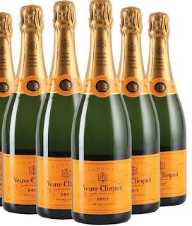 champagne Clicquot