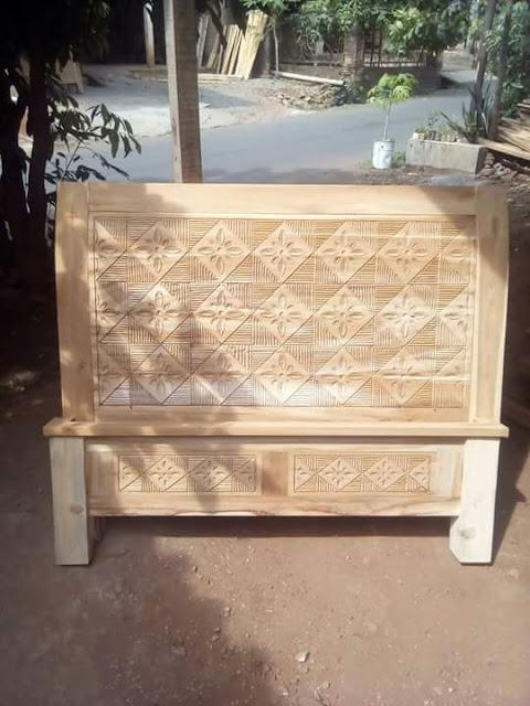 dipan kayu jati