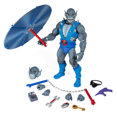 Ultimate Thundercats Action Figures Wave 1 by Super7 - Panthro