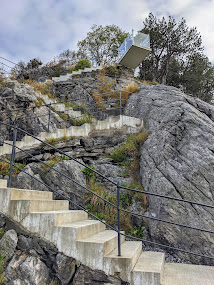 Things to do in Alesund: Climb 416 steps to Aksla Viewpoint