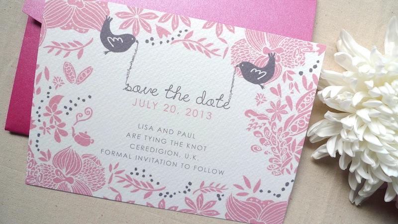 Kalo Make Art Bespoke Wedding Invitation Designs In House
