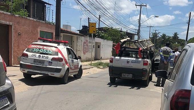 """PRESTADOR DE SERVIÇO DA EQUATORIAL DIZ QUE VAI VERIFICAR """"GATO"""" DE ENERGIA E É SUSPEITO DE ESTUPRO"""