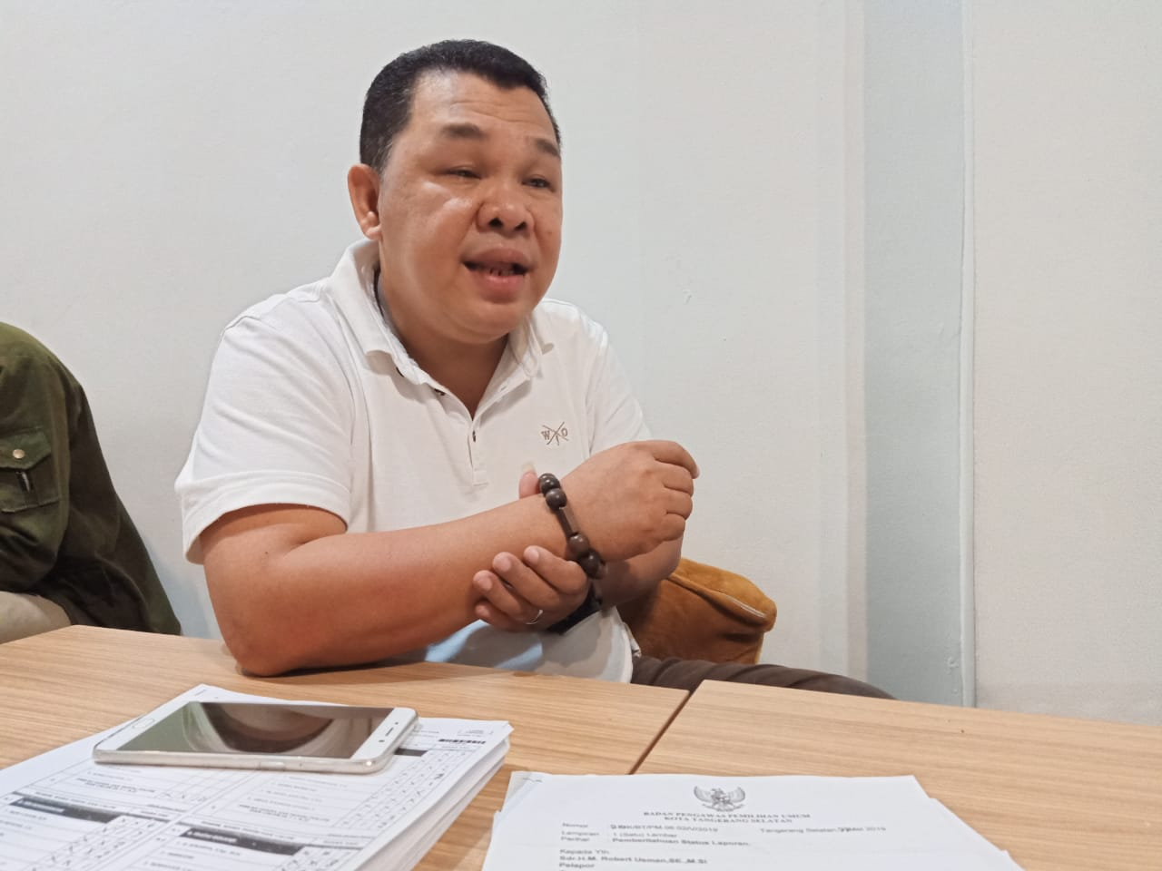Dugaan Form C1 Palsu, Caleg Golkar Tangsel Bakal lapor Polisi