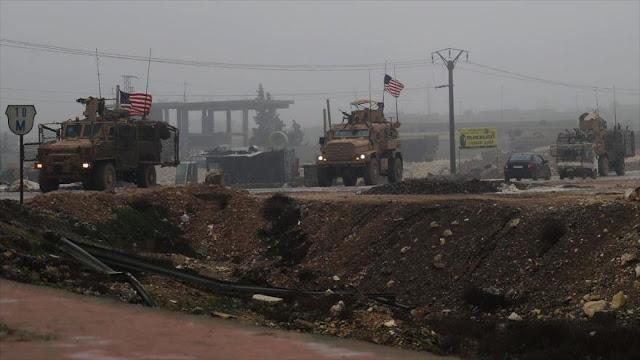 EEUU envía refuerzos militares a la frontera entre Irak y Siria