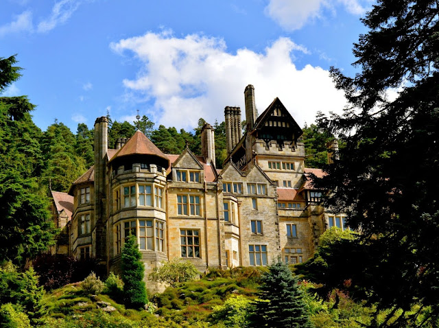 13 North East Days Out which are perfect to enjoy with Grandparents  - cragside