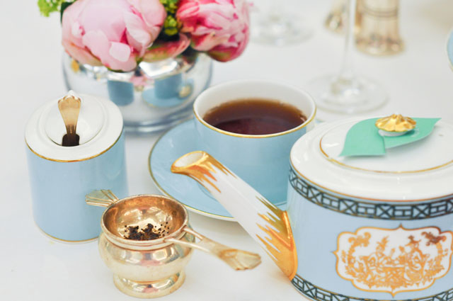 Fortnum & Mason Afternoon Tea and Alice at Wonderland