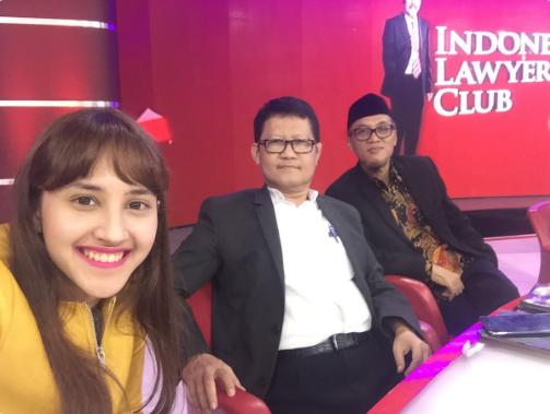Tsamara Amany Alatas dalam ILC