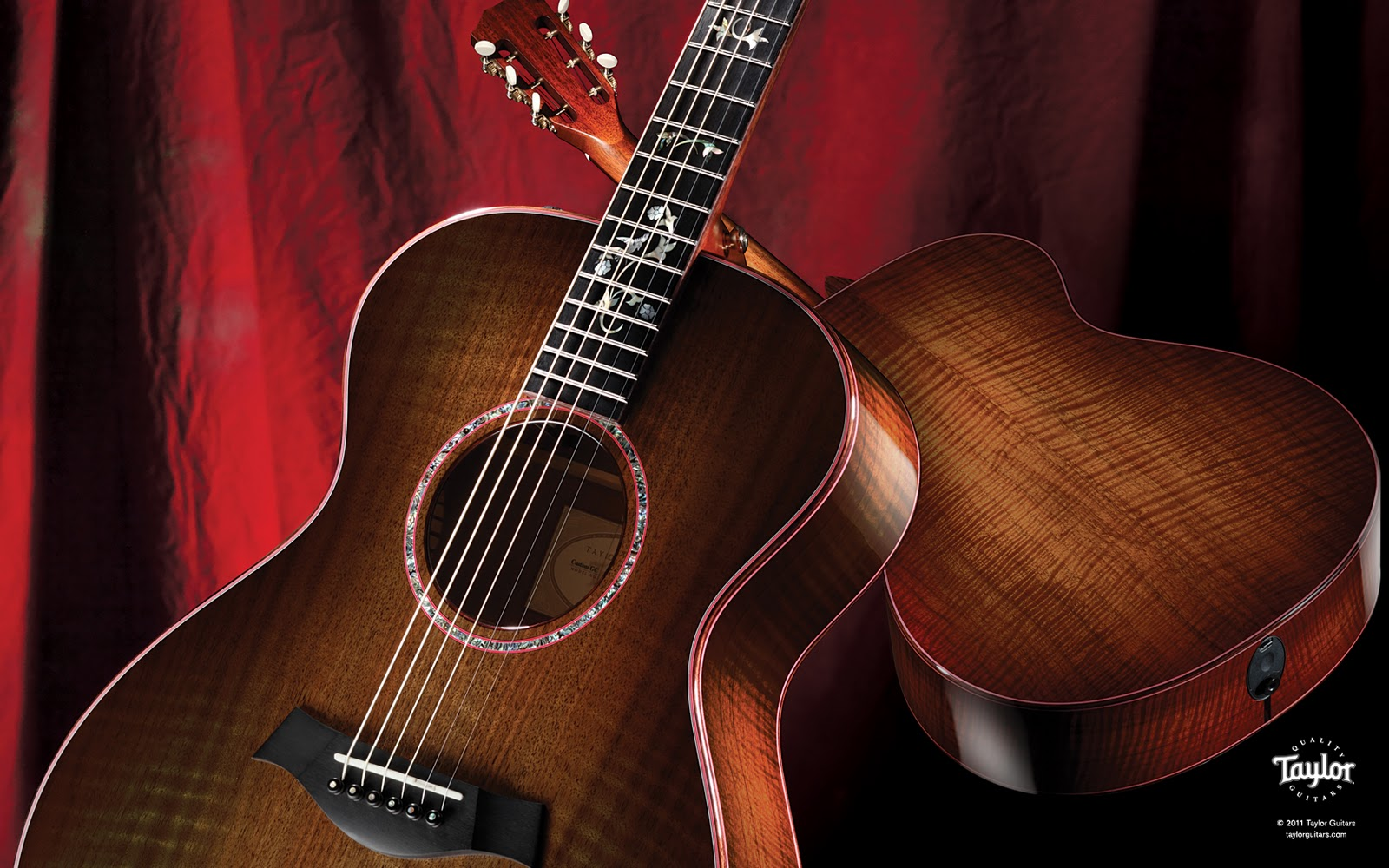 taylor guitars wallpapers - photo #9
