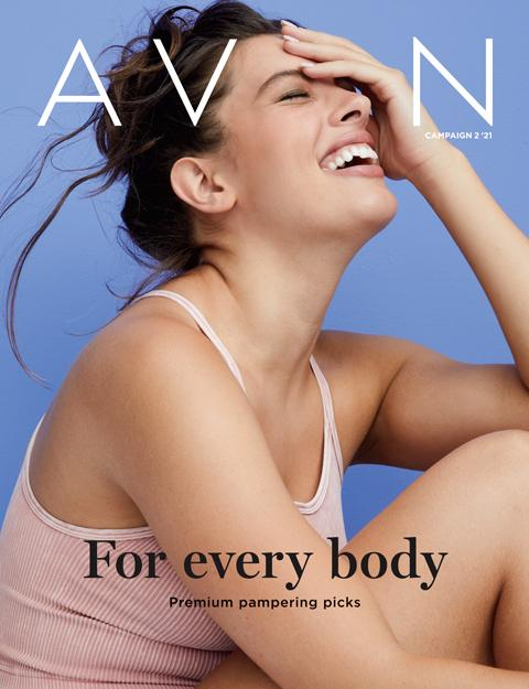 Avon brochure campaign 2 2021 - For Every Body
