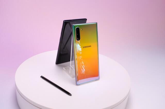 5 أسباب تمنعك من شراء هاتف Samsung Galaxy Note 10