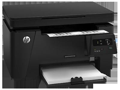 HP LaserJet MFP M125a | Máy in cũ | Máy in đa năng | Máy in Photocopy - Scan giá rẻ 1