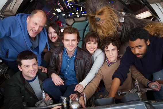Daftar Pemeran Film Star Wars