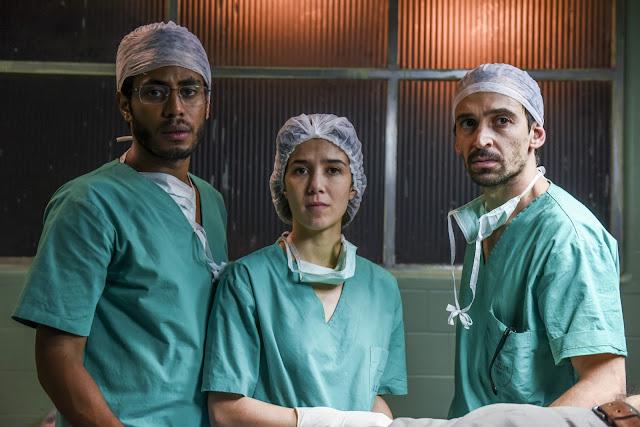 Sob Pressão estreia no final de Julho na Globo
