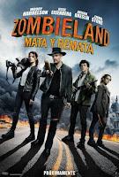 Estrenos cartelera española 18 Octubre 2019: Zombieland mata y remata