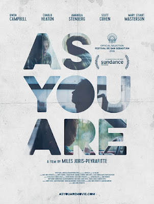 As You Are Poster
