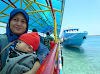 Tips for taking baby on the Karimunjawa express ship