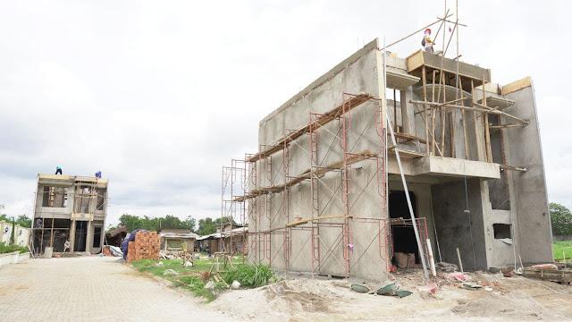 Casa de Ramos Perumahan Syariah Pondok Cabe Tangerang Selatan