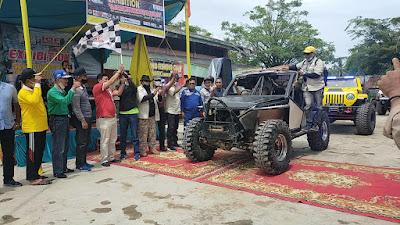 """Irwan Basir : Majukan Kawansan """"Papiko"""" Melalui Adventur Exhibition IOF"""
