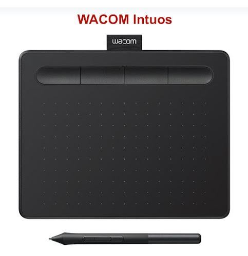 Wacom Intuos and stylus