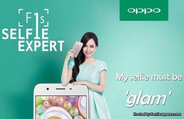 OPPO F1s - Selfie+Expert