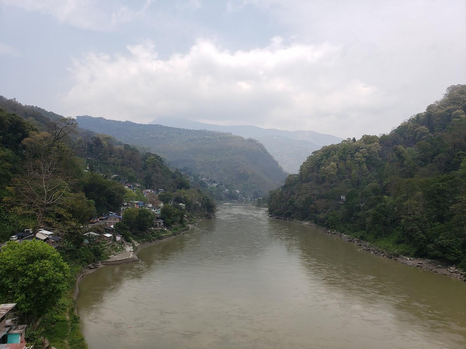 तीस्ता नदी का पुल