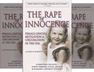 Book: FGM in the United States by Patricia Robinett - Psychological Trauma from Clitoridectomy
