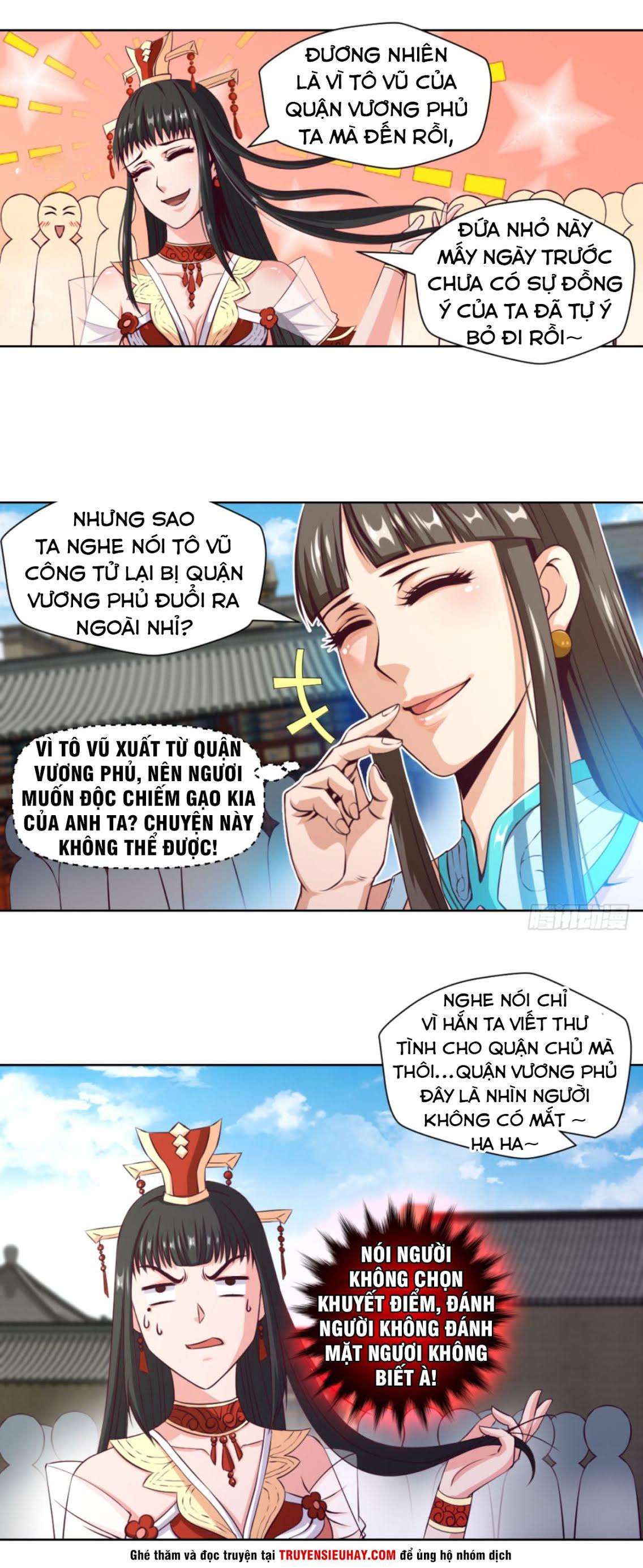 Chiếm Cái Đỉnh Núi Làm Đại Vương chapter 17 video - Upload bởi truyensieuhay.com