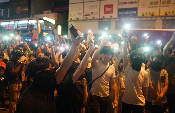 Stasiun MTR Prince Edward ditutup saat pengunjuk rasa Mulai Berkumpul