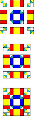 free quilt pattern block with complete tutorial by the quilt ladies