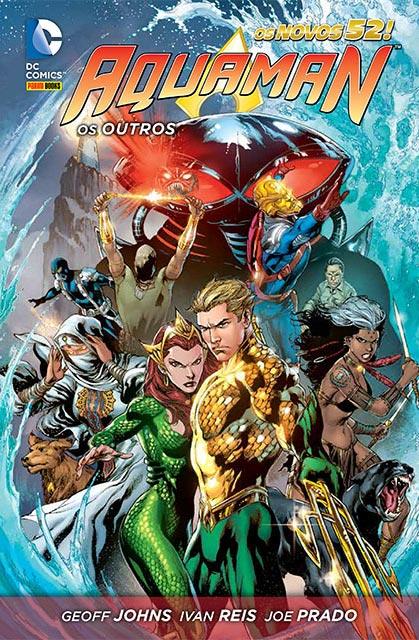 Os Outros - Uma série imperdível do Aquaman!