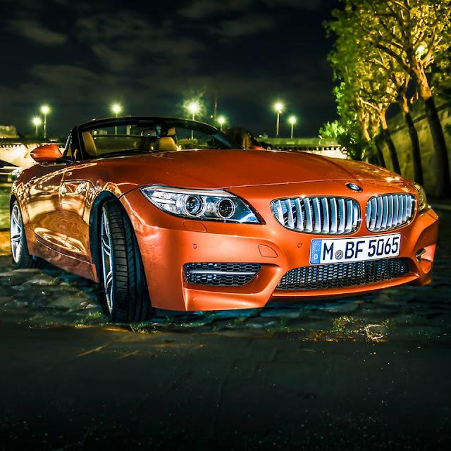 Bmw Z4 Red: SPORTS CARS: 2014 BMW Z4 SDrive 35is