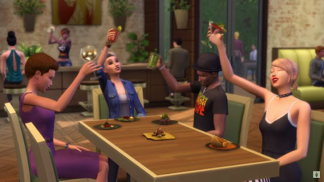 THE SIMS™ 4 DINE OUT Torrent