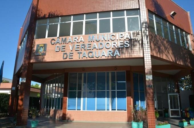 Câmara de Taquara entra em período de recesso parlamentar