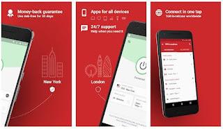 تطبيق, إكسبريس, VPN, للتصفح, المخفي, وفتح, المواقع, المحجوبة, وحماية, الخصوصية