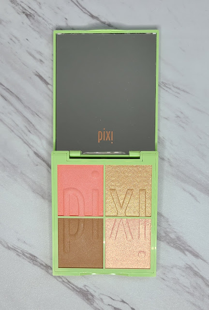 Review: New Pixi Beauty Eye Effects Palettes and Nuance Quartettes