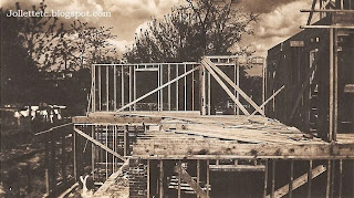 Construction at 473 South Mason St, Harrisonburg, VA early 1930s
