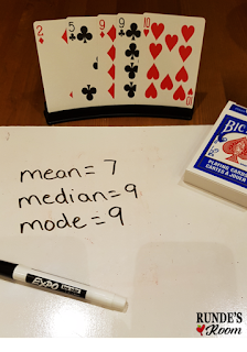 5 Fun Hands-On Activities to Teach Mean, Mode and Median that your students will LOVE!