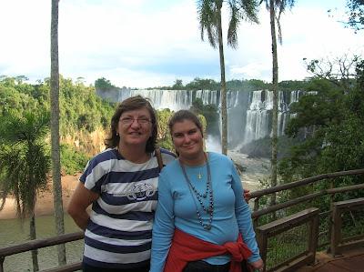 Circuito inferior Cataratas de Iguazú, Argentina, vuelta al mundo, round the world, La vuelta al mundo de Asun y Ricardo
