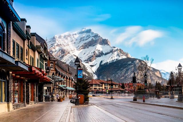 Visita Alberta Canadá