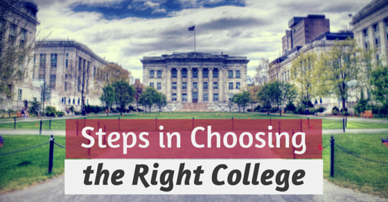 Choosing right college?  First analyse the following factors..