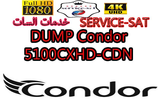 DUMP Condor CDN-5100CXHD