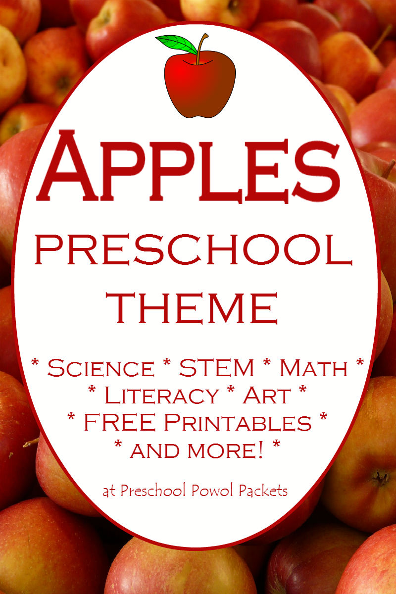 apple lessons for preschool apple theme preschool activities preschool powol packets 169